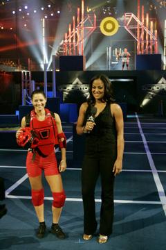 American Gladiator -Monica Carlson | Nemo Productions ...
