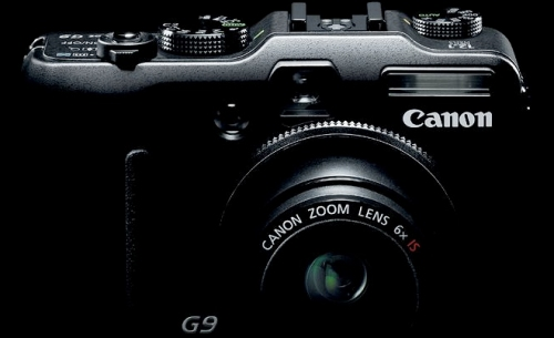 Canon G9- In Review