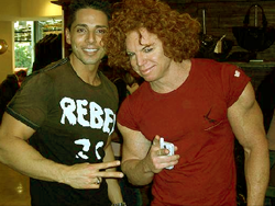 Shaun white, nemo design, nemo productions, snowboard, carrot top