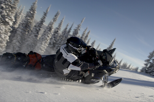 josh letchworth ski doo shoot