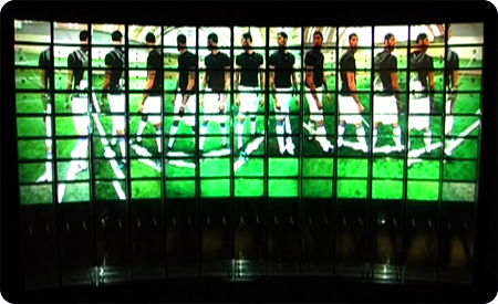 Marco Materazzi Nike SOLO show.